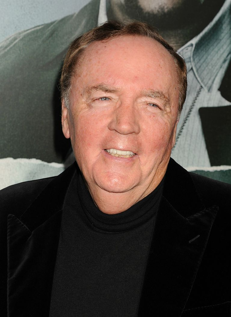 Author/producer James Patterson