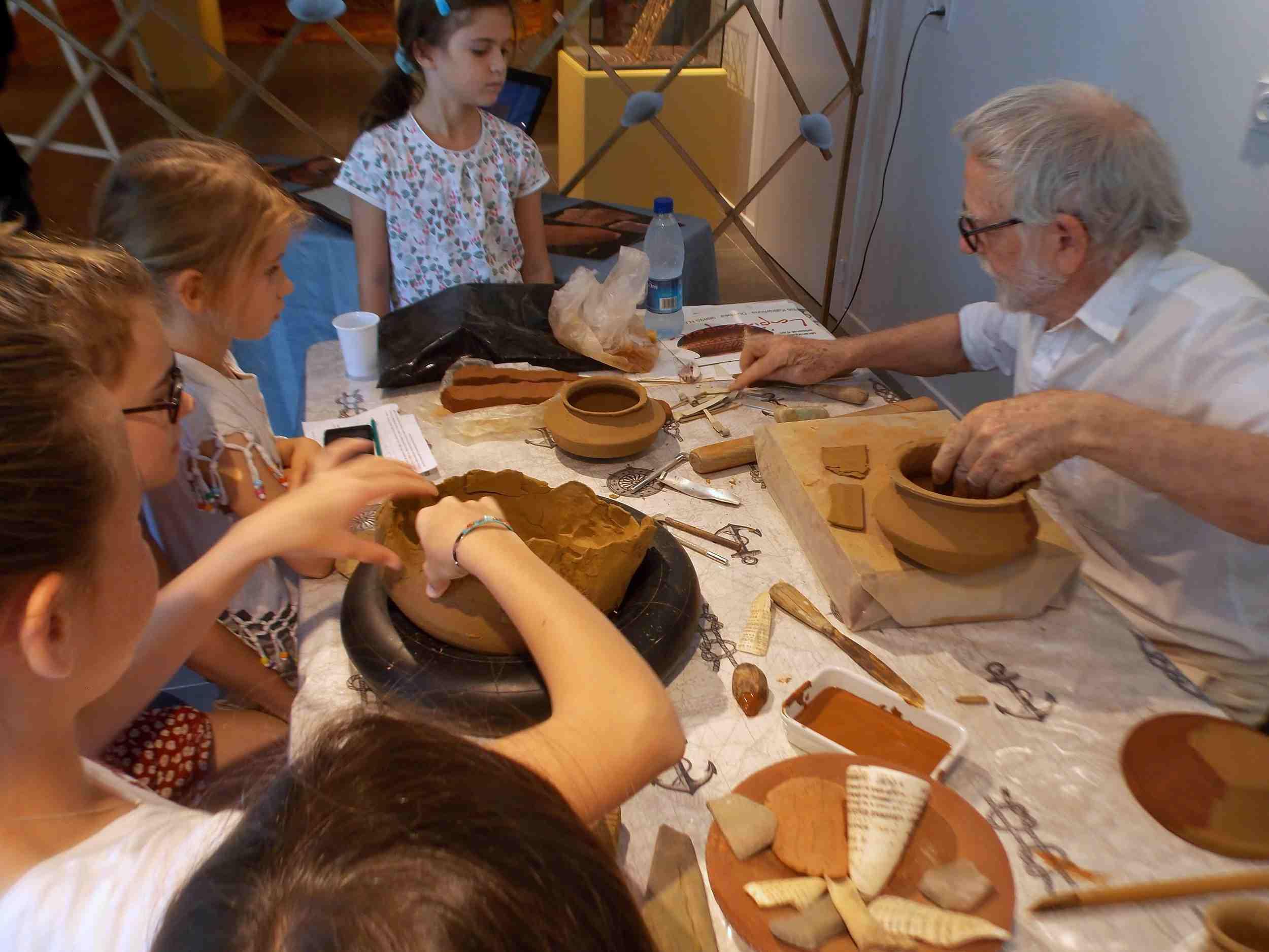 Lapita Pottery Workshop