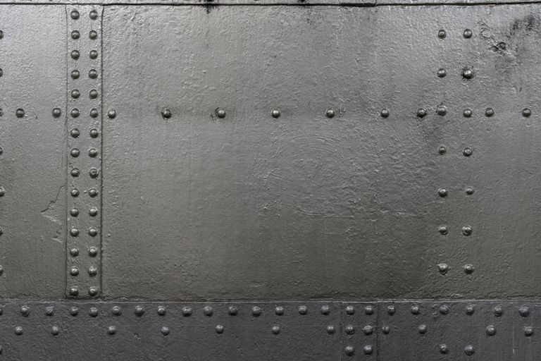 Full Frame Shot Of Metal Wall