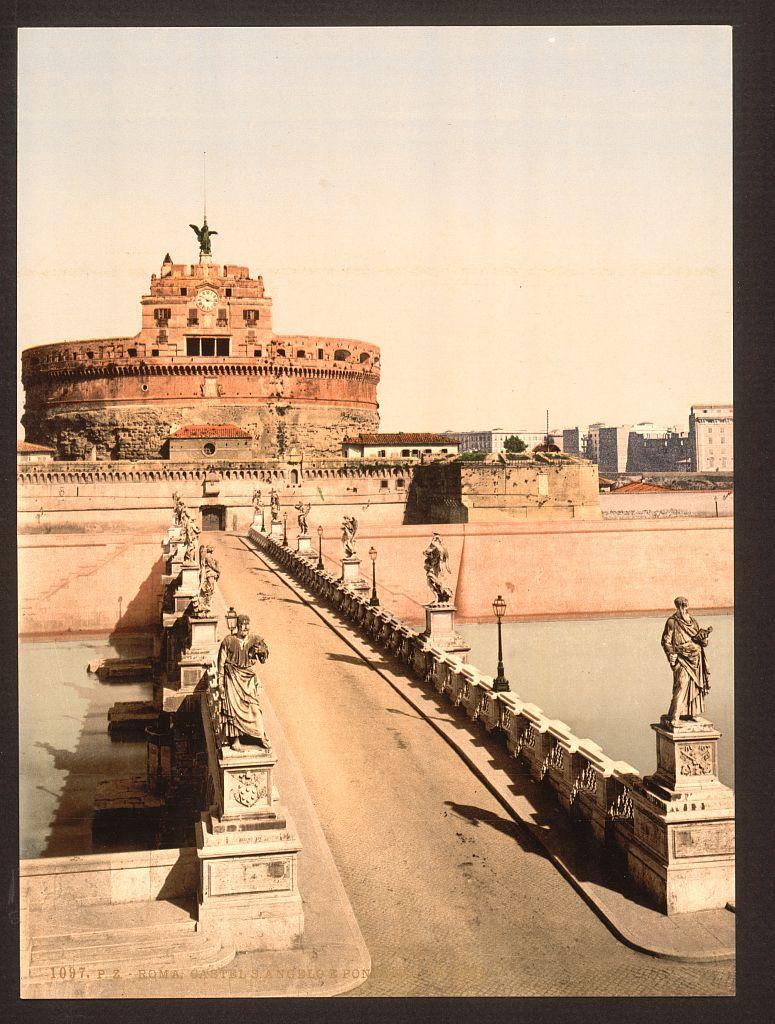 Castle and Bridge of St. Angelo