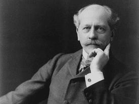 James E. Purdy, Portrait of Percival Lowell (1904).