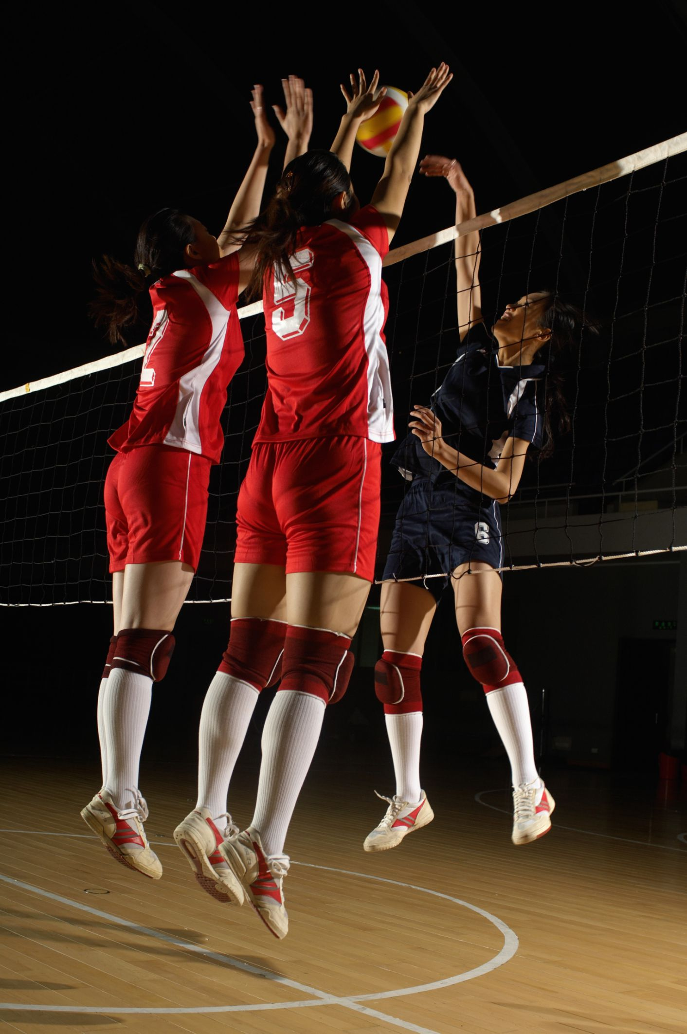 Volleyball Tips: Harnessing Momentum in Volleyball