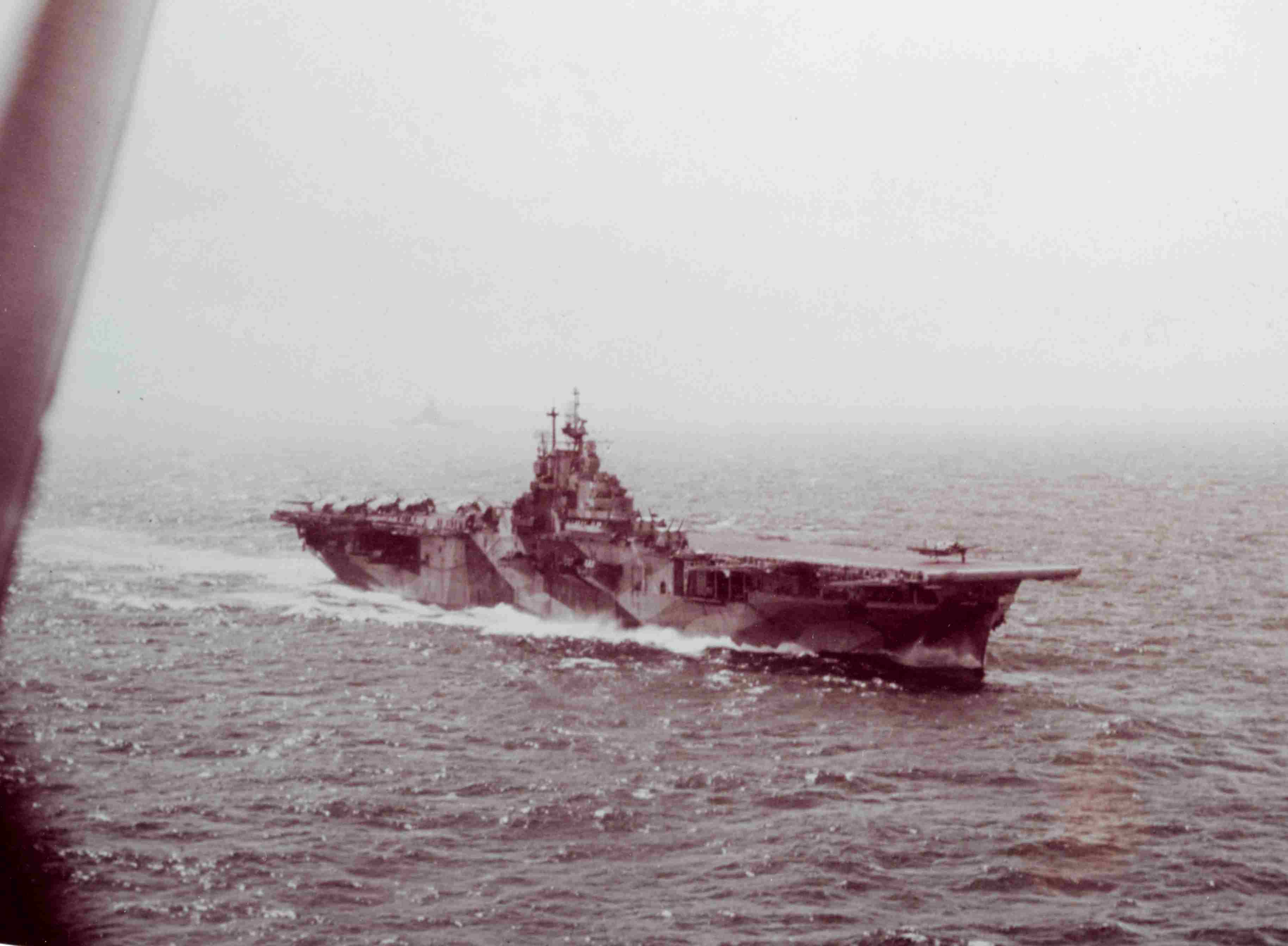 USS Intrepid, 1944