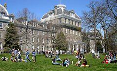 Swarthmore Parrish Hall