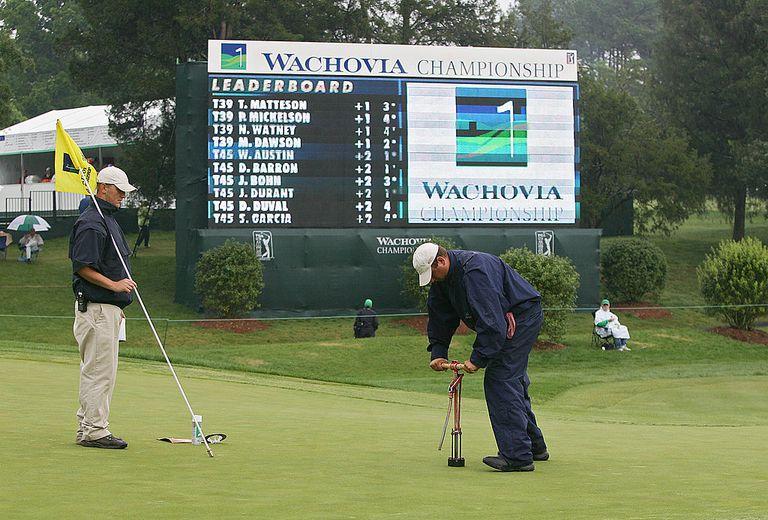 PGA TOUR - 2006 Wachovia Championship - Final Round
