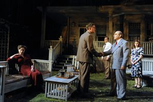'All My Sons' performance in London