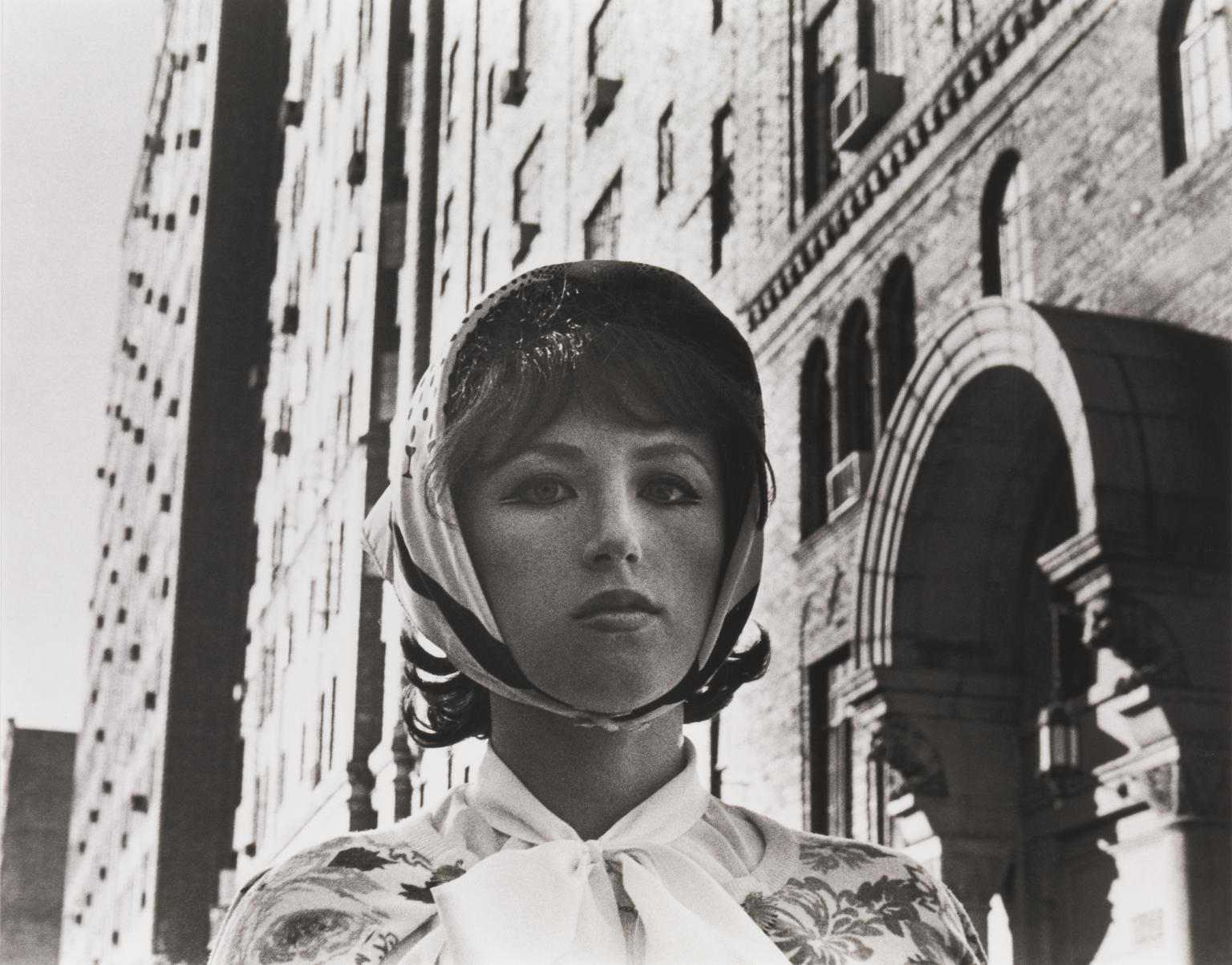 Untitled Film Still #17, 1978 by Cindy Sherman