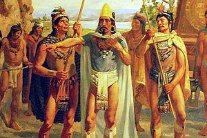 Artistic rendering of Montezuma