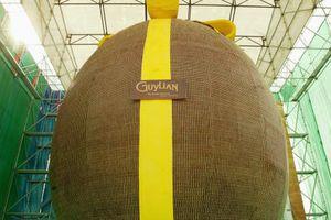 World's Biggest Easter Egg