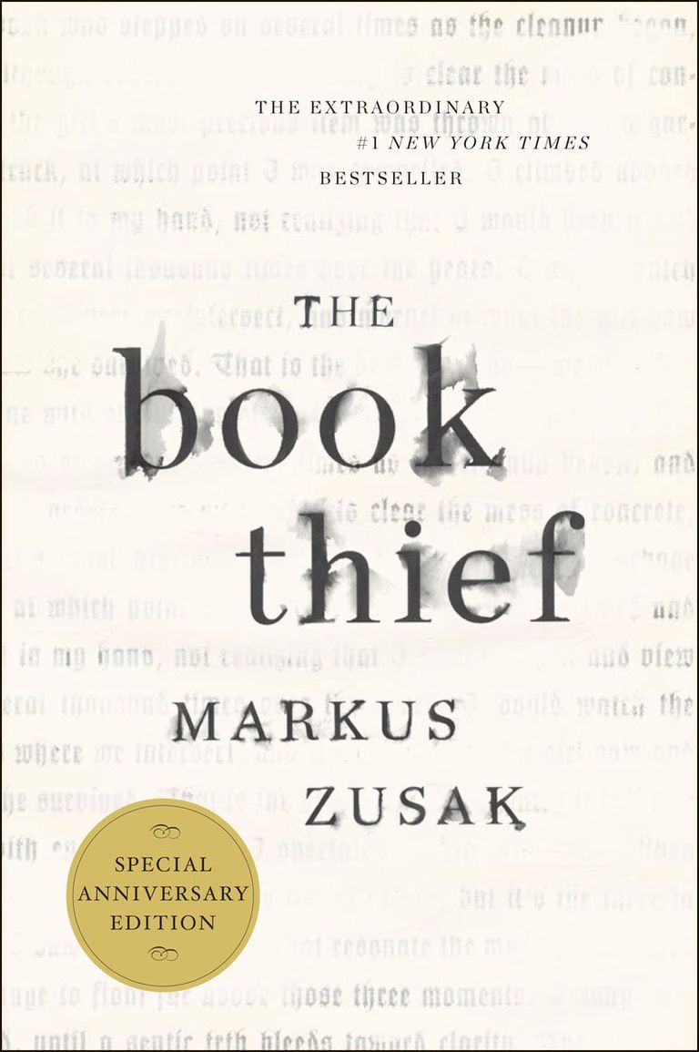 Image result for the book thief cover