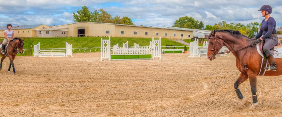 Intermont Equestrian at Emory & Henry College