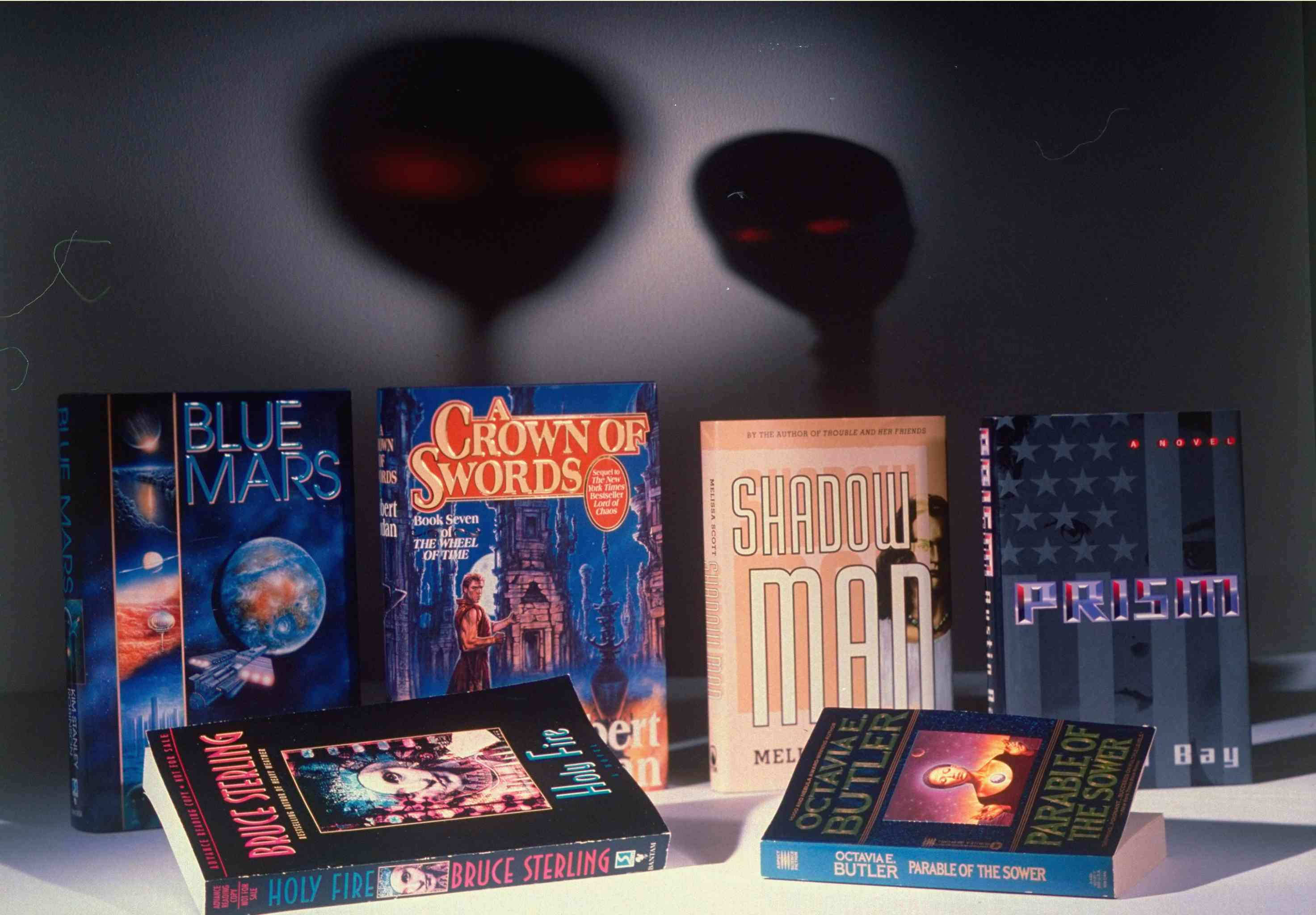 Butler's novel among other sci-fi contemporaries