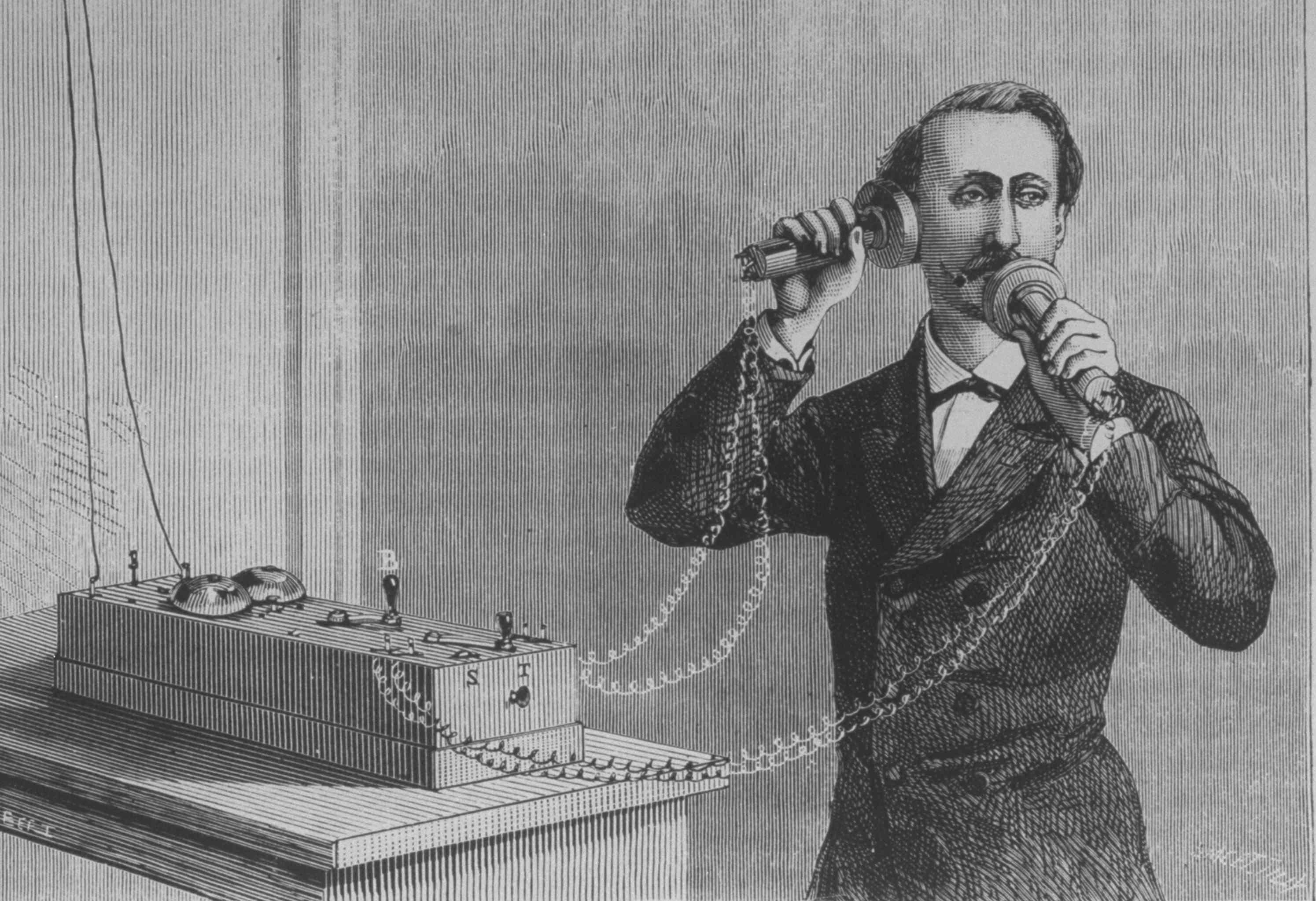 История изобретения телефона картинки поступали