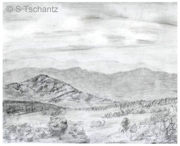 Landscape Art And Drawing Ideas