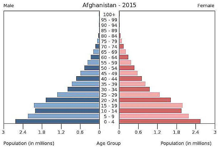 Age-Sex and Population Pyramids