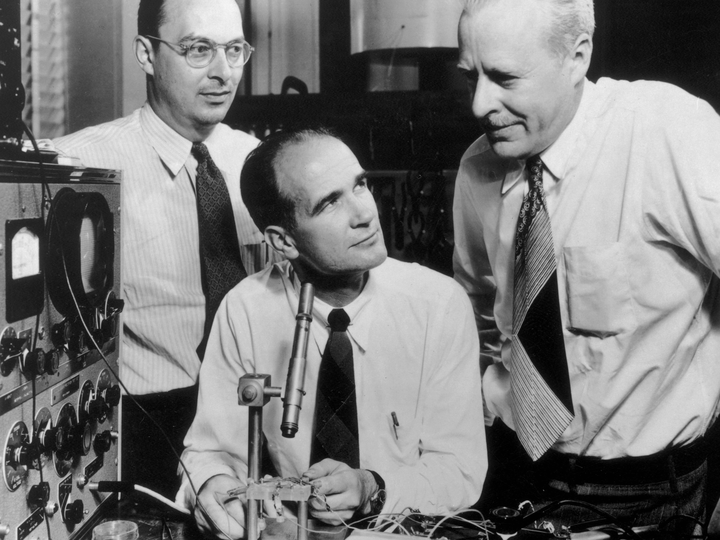 Biography of William Shockley, American Physicist and Inventor