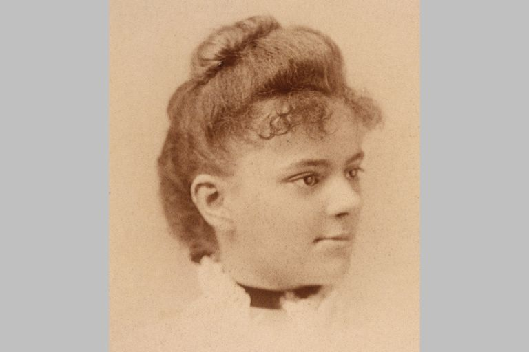 Elizabeth Blackwell, about 1850