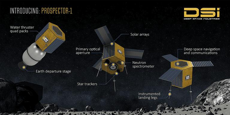 asteroid mining, asteroid mines