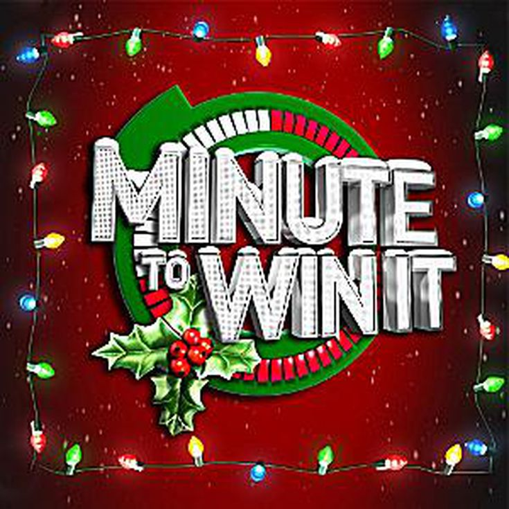 Minute to Win It Games The Nutstacker