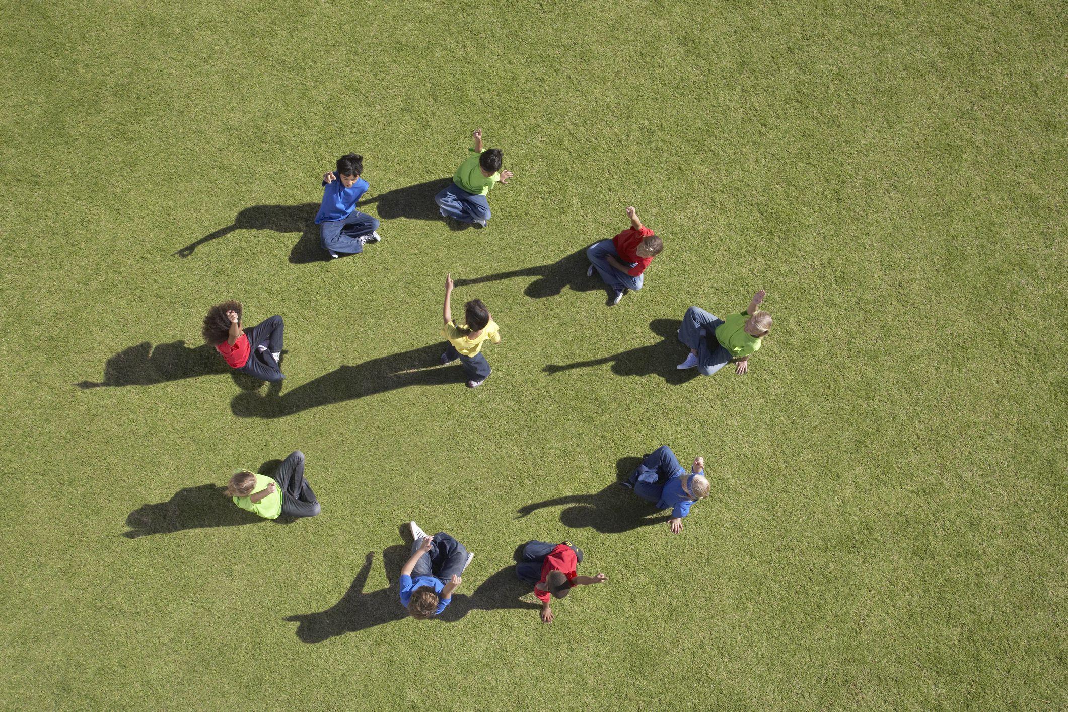 Middle School Team-Building Activities