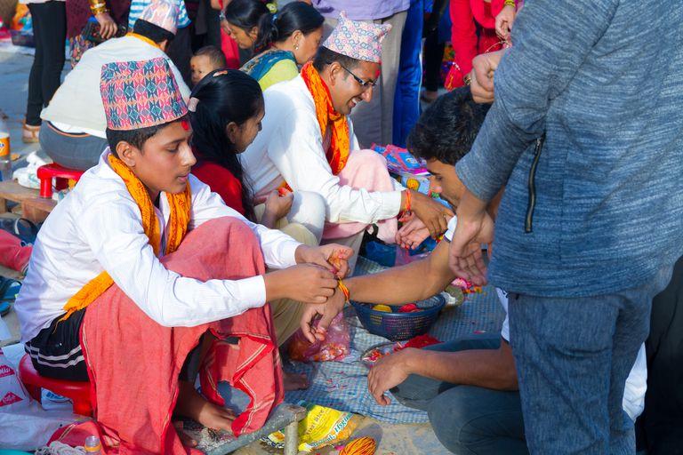 Janai Purnima or Raksha Bandhan Festival 2017 Nepal