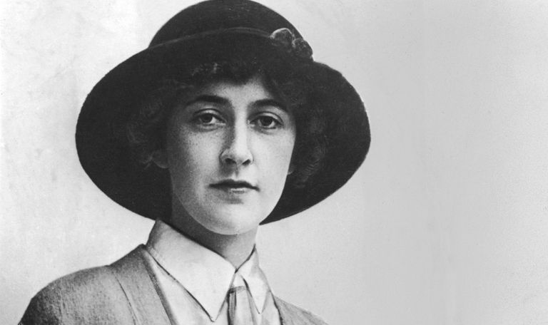 Image result for young agatha christie