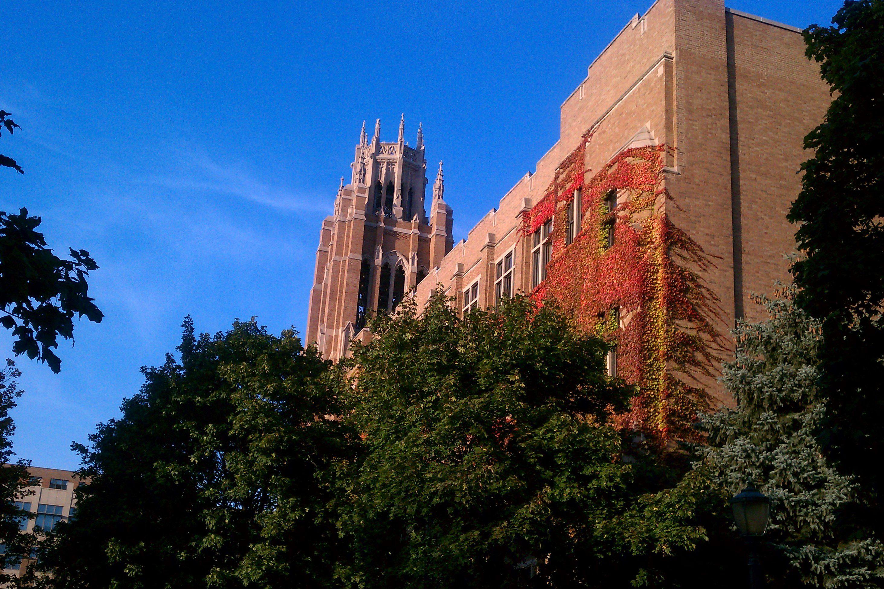 Marquette Hall at Marquette University