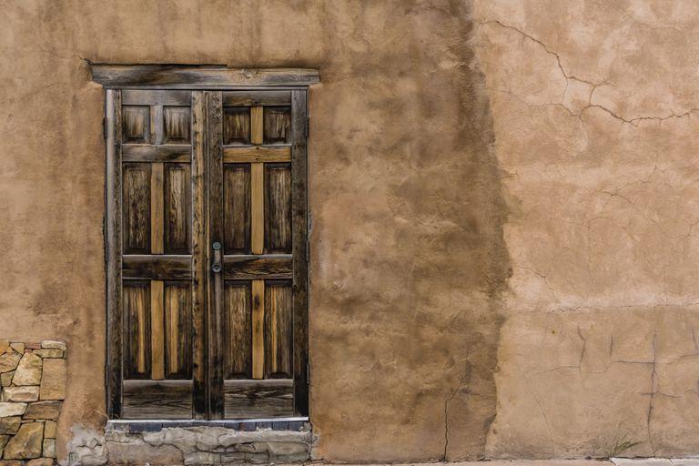 Doors of Santa Fe, New Mexico