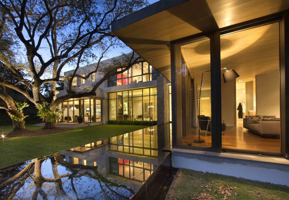 The Hammock House In Miami By Taylor Taylor Mesmerizing Miami Home Design Exterior