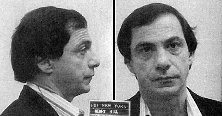 mugshot of henry hill