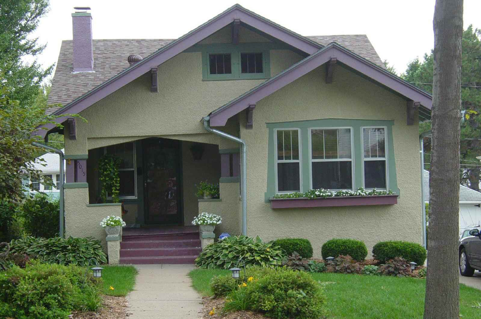 Gray Green Bungalow