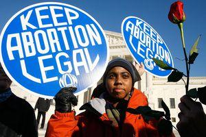 Anti-Abortion Activists March In Washington