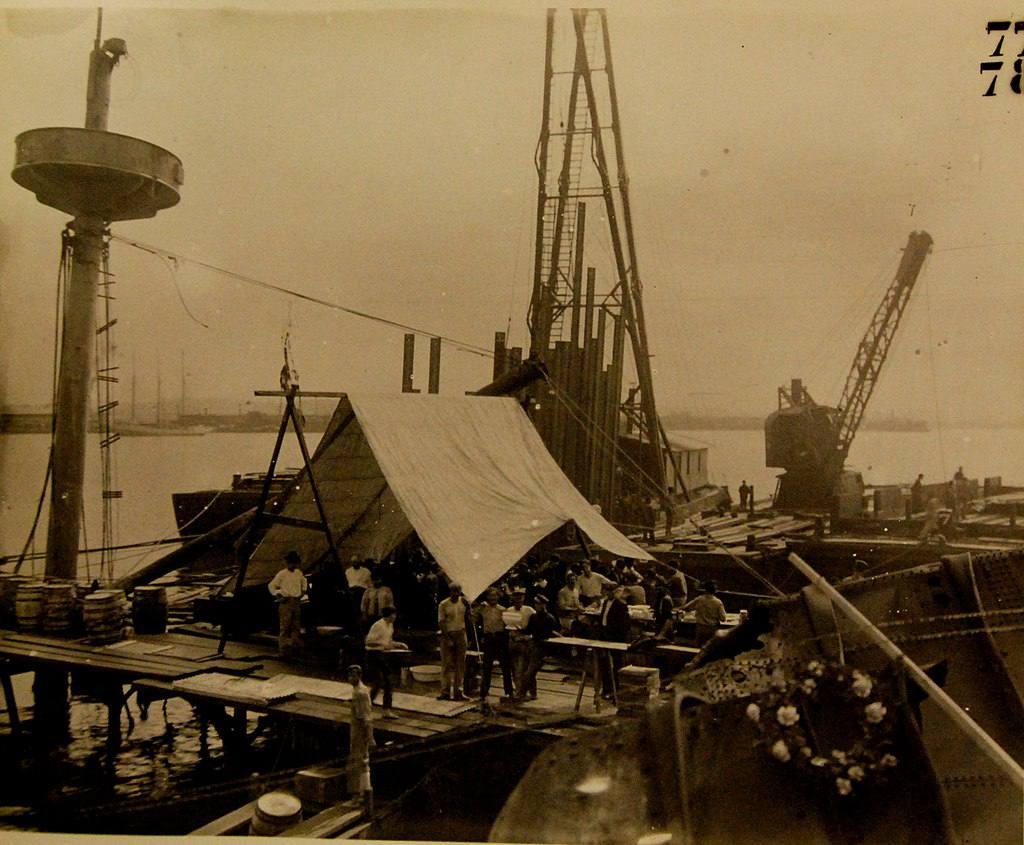 Raising USS Maine