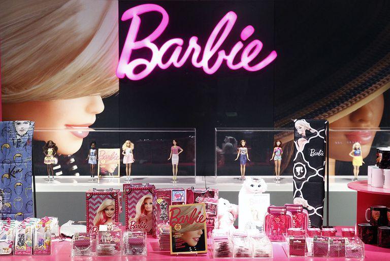 Barbie Doll Exhibition At Musee des Arts Decoratifs