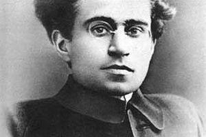 Portrait of Antonio Gramsci, the Marxist Italian journalist, socialist activist and political prisoner renowned for writing The Prison Notebooks.