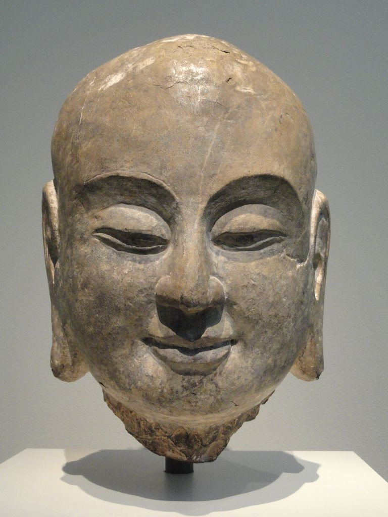 Ananda's Head