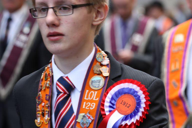 Ulster Orangeman