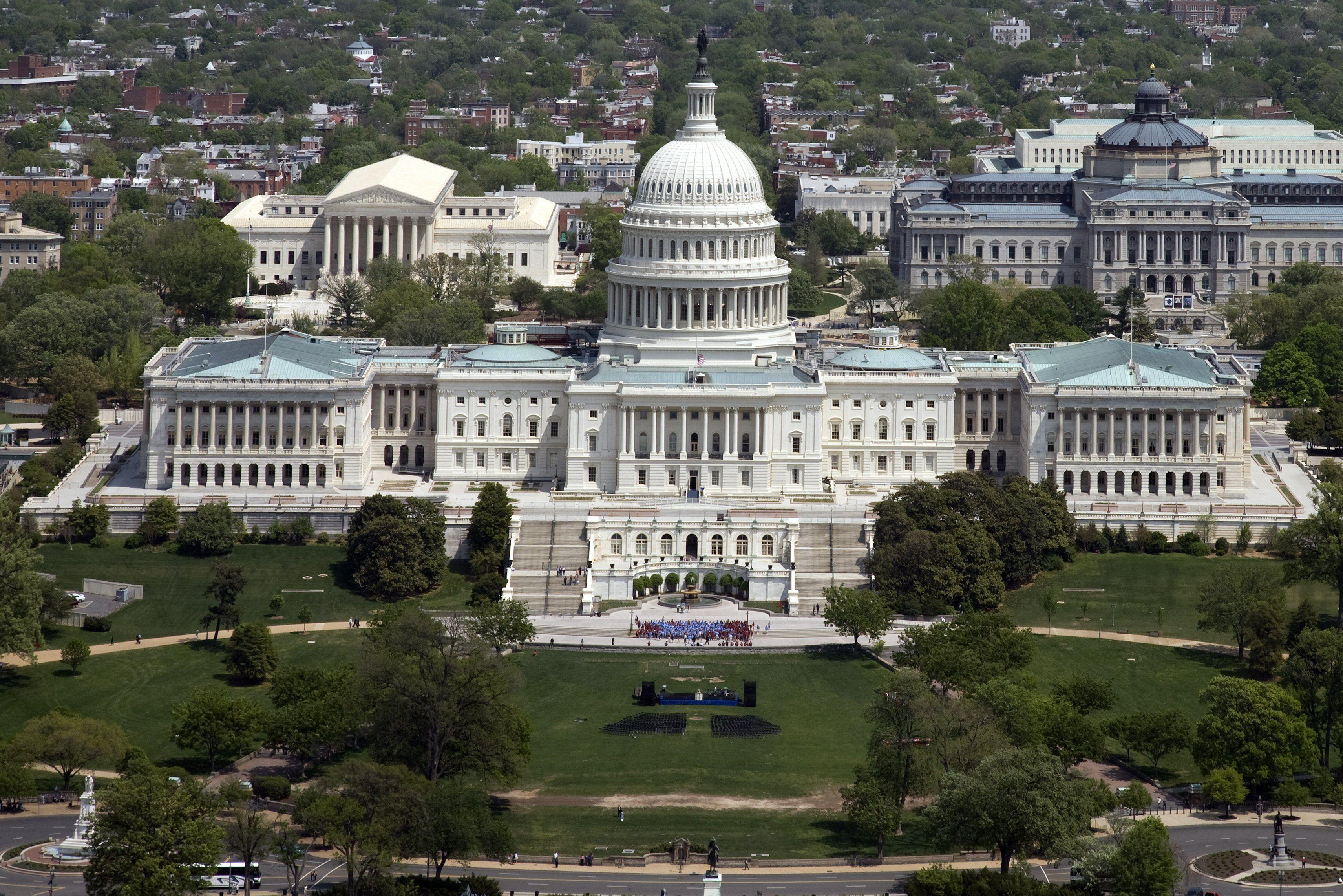 The Architecture Of Washington Dc
