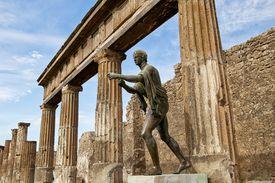 Temple of Apollo, Pompeii