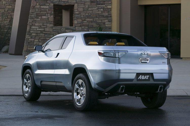 Hybrid Trucks Toyota A Bat