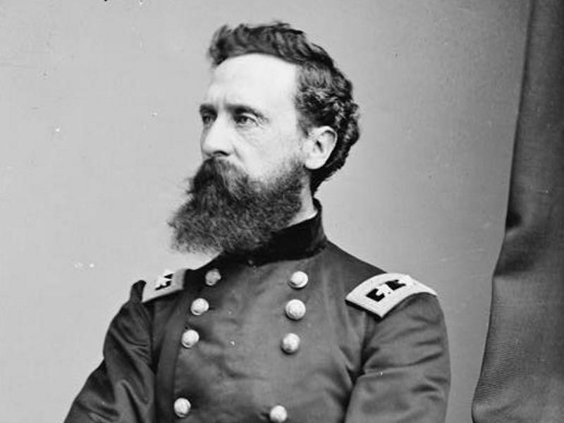Major General George Sykes
