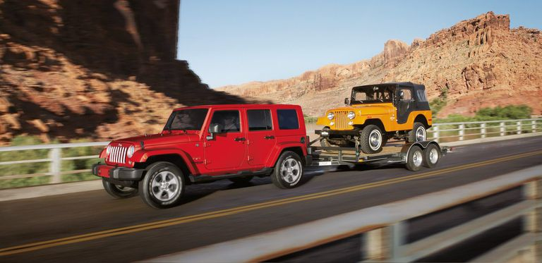 Jeep Wrangler Unlimited Towing Capacity >> Top Reasons to Buy a Jeep Wrangler Unlimited Model