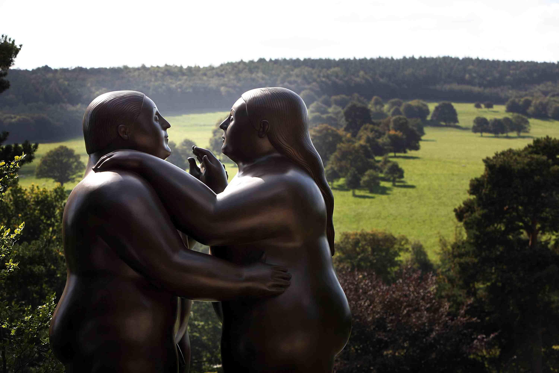 Sothebys starten ihre Ausstellung über Grenzen hinaus im Chatsworth House