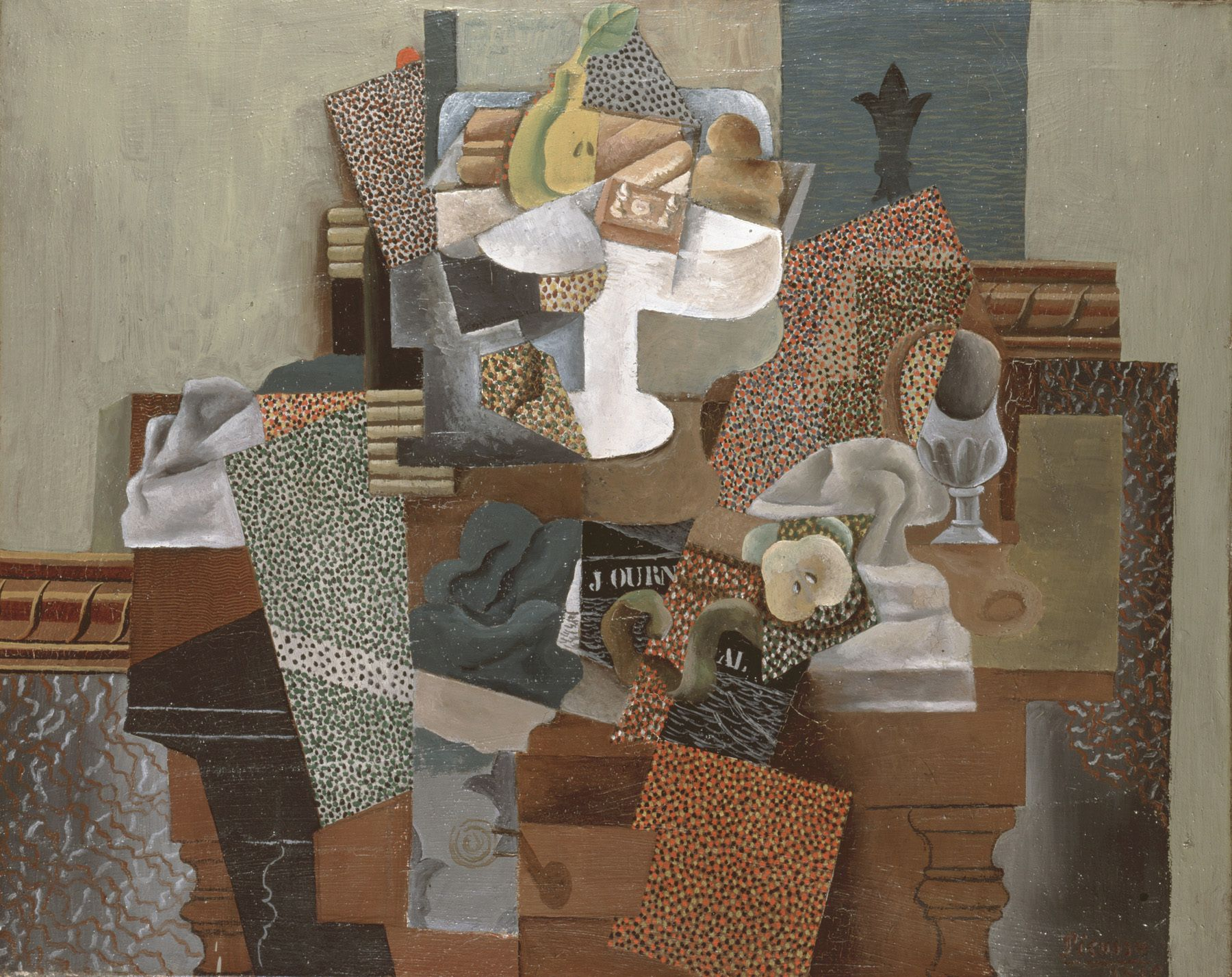 Cubism in Art History