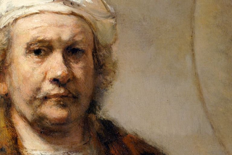 bd94492ccfa74 Rembrandt s Self-Portraits and His Aging Process