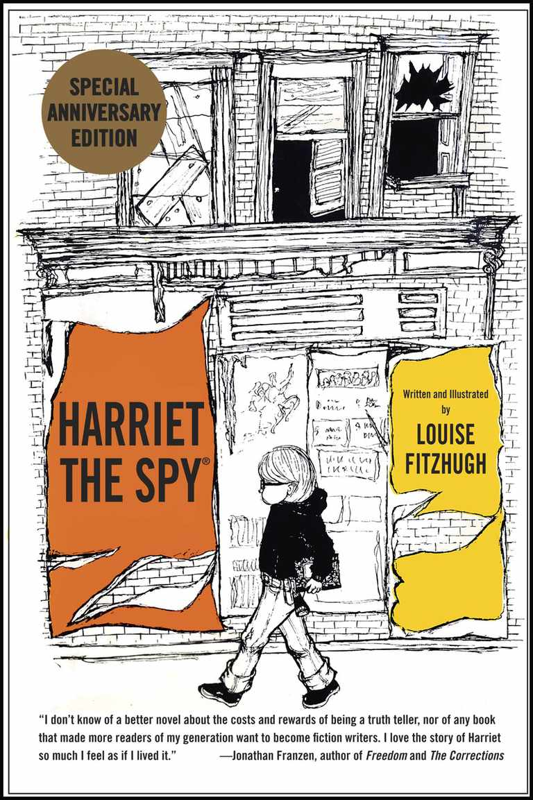 Harriet the Spy - 50th Anniversary Edition