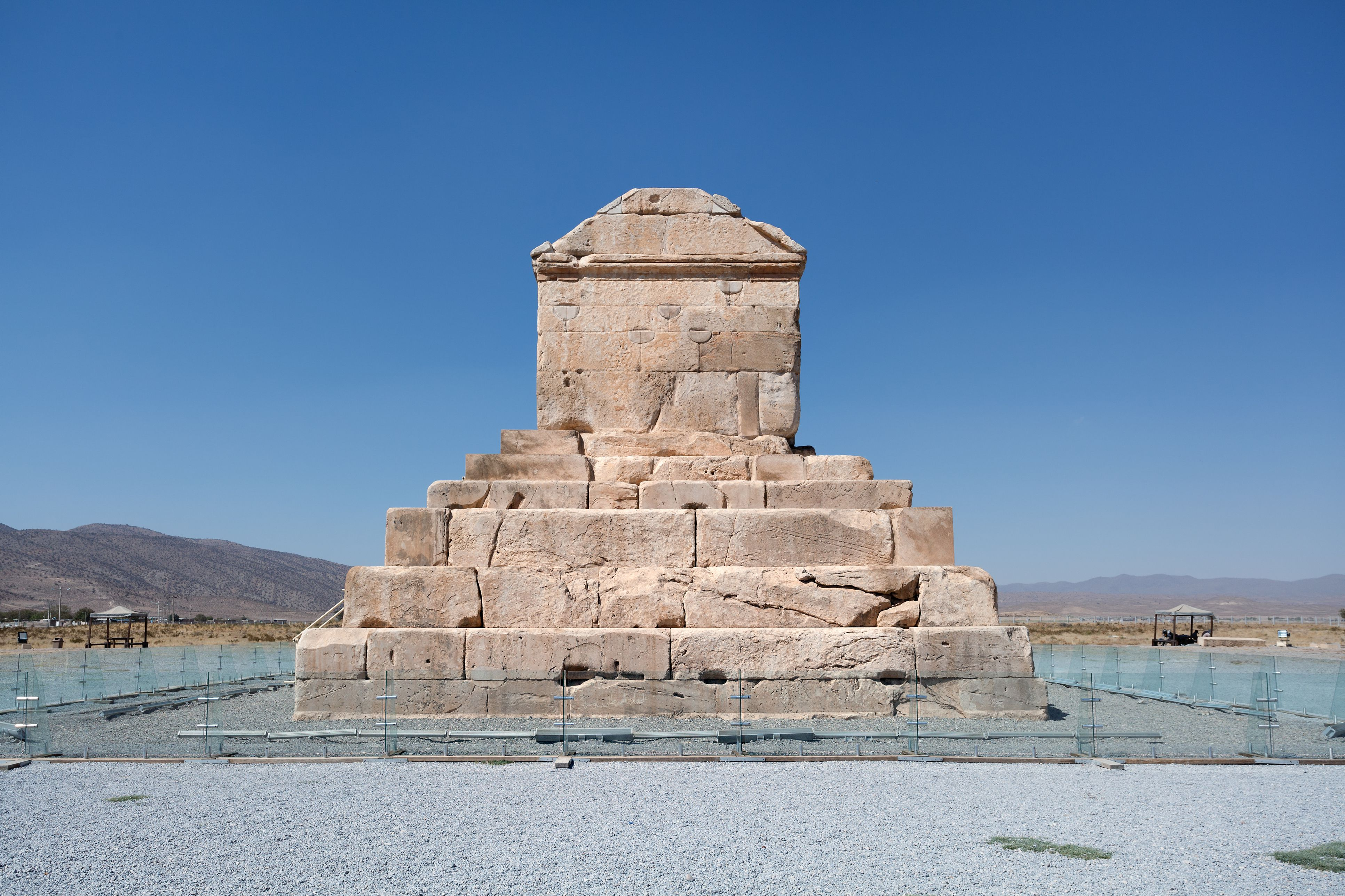Tomb of Cyrus the Great, Iran