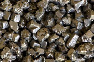 Platinum crystals