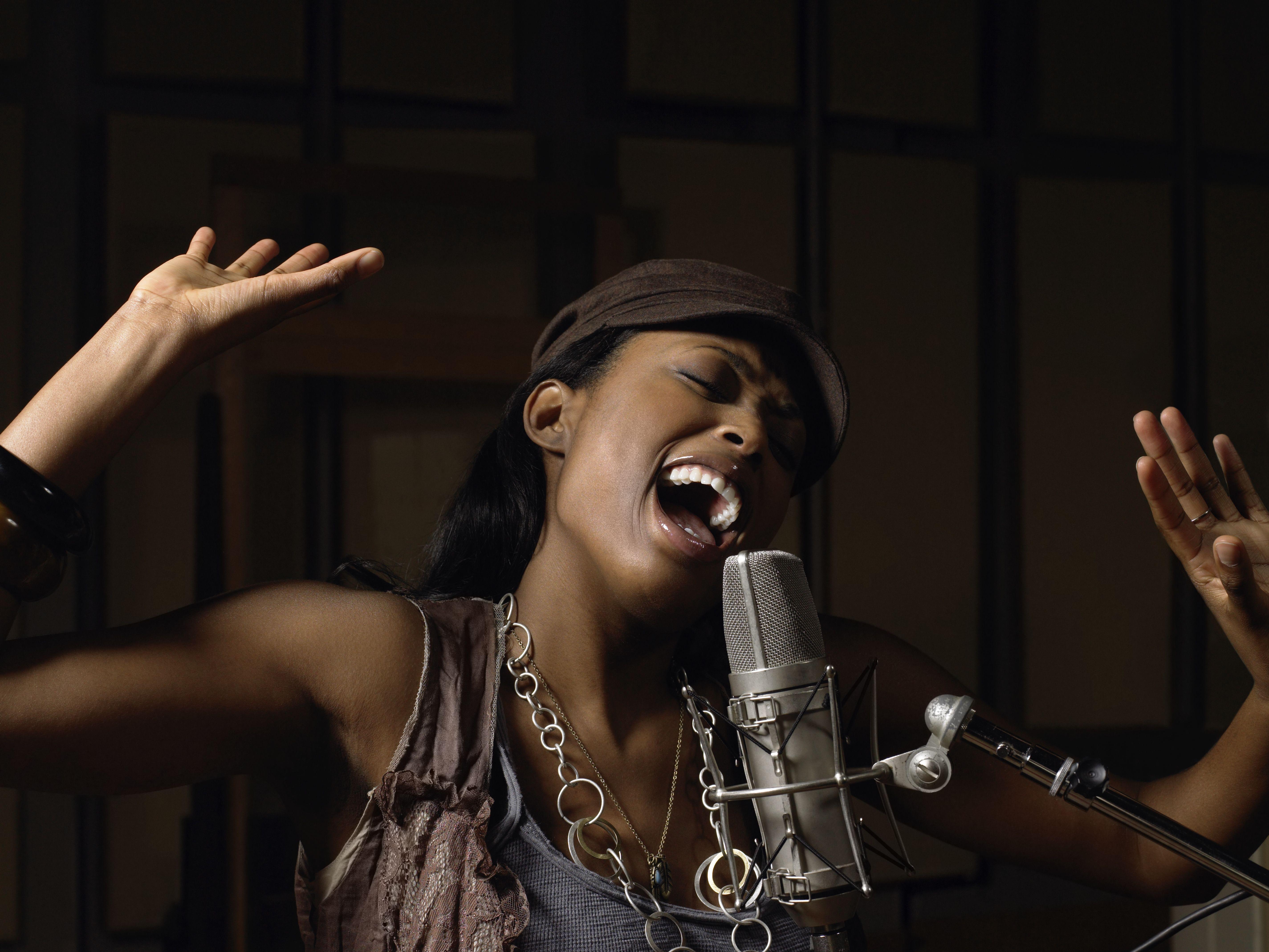 Singing Lesson In Saint-R�mi
