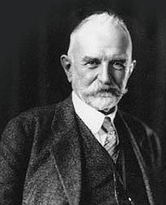 George Herbert Mead Bio Theory In Sociology